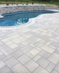 Poolscape Pavers – D. Sutton Landscaping LLC