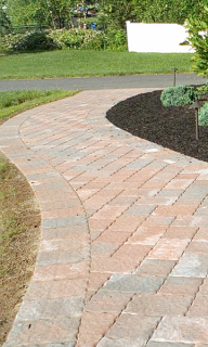 Paver Walkways – D. Sutton Landscaping LLC