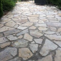 Stone Walkway – D. Sutton Landscaping LLC