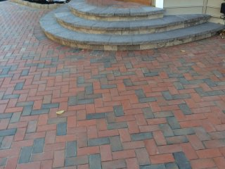 Paver Patio – D. Sutton Landscaping LLC