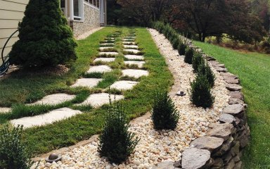 Retaining Walls – D. Sutton Landscaping LLC