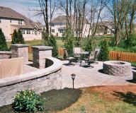 Paver Patio – D. Sutton Landscaping LLC