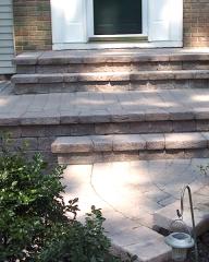 Steps – D. Sutton Landscaping LLC