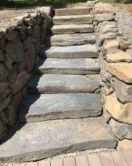 Stone Steps – D. Sutton Landscaping LLC