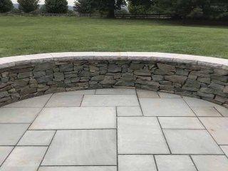 Rock Wall – D. Sutton Landscaping LLC