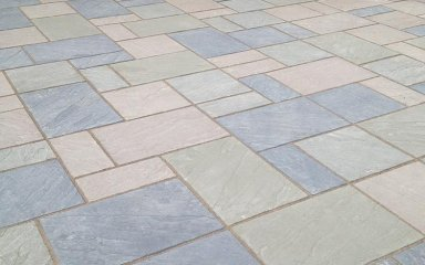 Concrete Paver Patio – D. Sutton Landscaping LLC