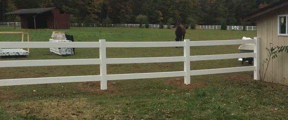 Horse Fence – D. Sutton Landscaping LLC