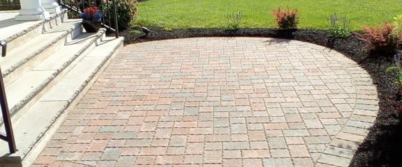 Paver Walkways – D. Sutton Landscaping LLC